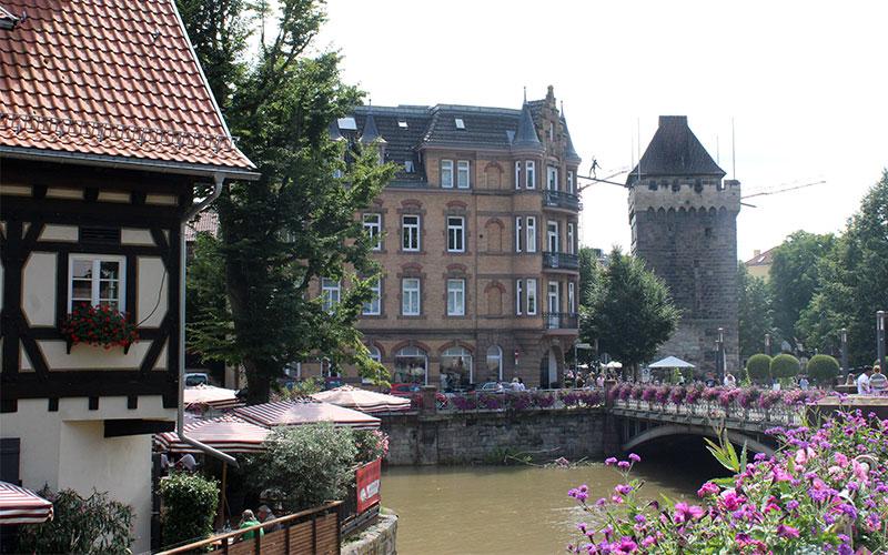 petita venecia a esslingen