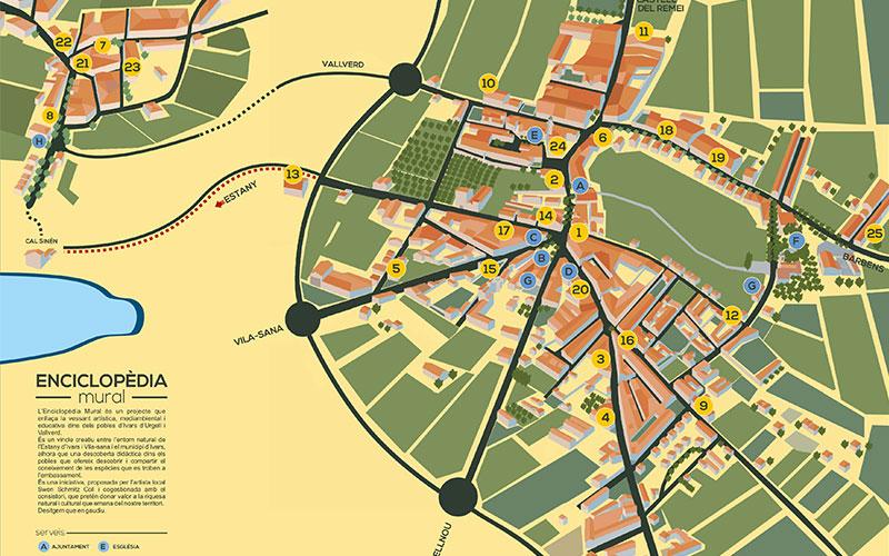 Ruta dels Murals Enciclopedia Mural