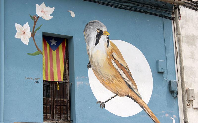 street art pla durgell